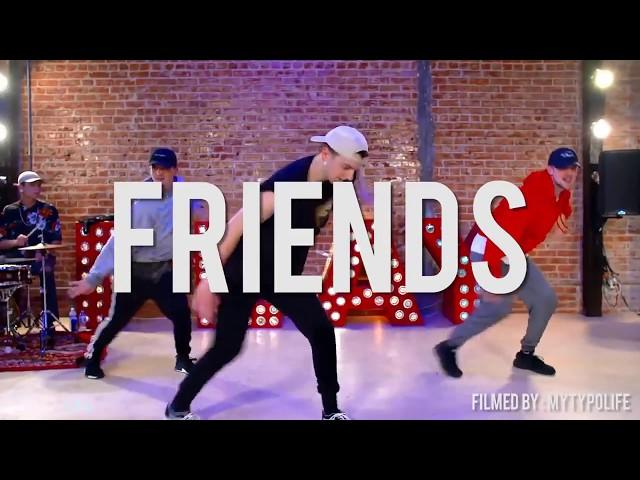 'Friends' Justin Bieber - KENNY WORMALD CHOREOGRAPHY - DanceOn