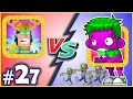 Ice King Solo vs Zombies - The Zday Bowmasters vs Zombie | Android iOS Gameplay