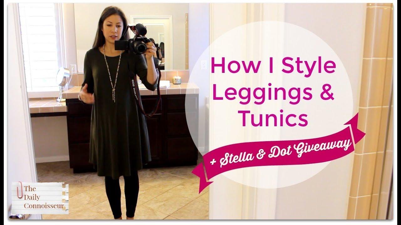 f1623d1b21f How I Style Leggings   Tunics