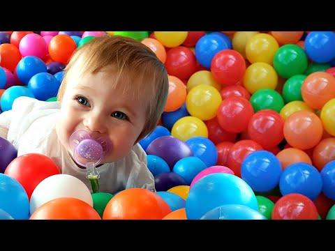 День Рождения Бьянки и Развлекательный центр - Привет, Бьянка