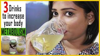 HOW TO LOSE WEIGHT FAST -Increase Metabolism to Loose Weight In Few Days