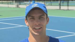 FGCU tennis lead by former pro into opening tournament
