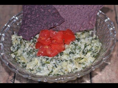 Creamy, Hot Spinach Artichoke Dip Recipe (Appetizer Time)