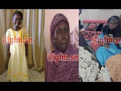 Incroyable: Comment la petite fille de 3 ans kidnappée à Mermoz a été retrouvée à Tambacounda