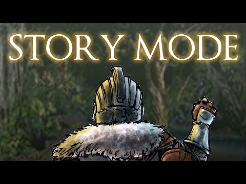 Dark Souls 2 Story Mode ► Forest of the Fallen Giants