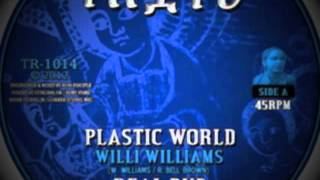 "Brand New + Out Now! ""Plastic World"" - Willi Williams b/w ""No Love"" - Little Roy feat. Tamlins"