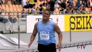 Sogelau Tuvalu 100m - 15.66