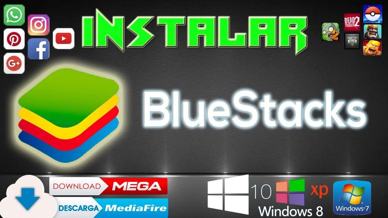 descargar bluestacks para canaima con windows 7 mega