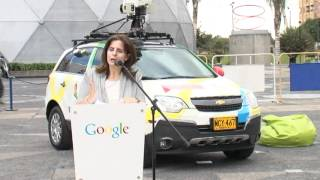 Google StreetView Colombia ! Free HD Video