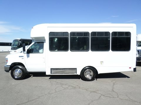 Used Bus For Sale - 2013 Starcraft Allstar 15 Passenger Shuttle Bus S20671