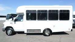 Used Bus For Sale - 2013 Starcraft Allstar 15 Passenger Shuttle Bus S20671