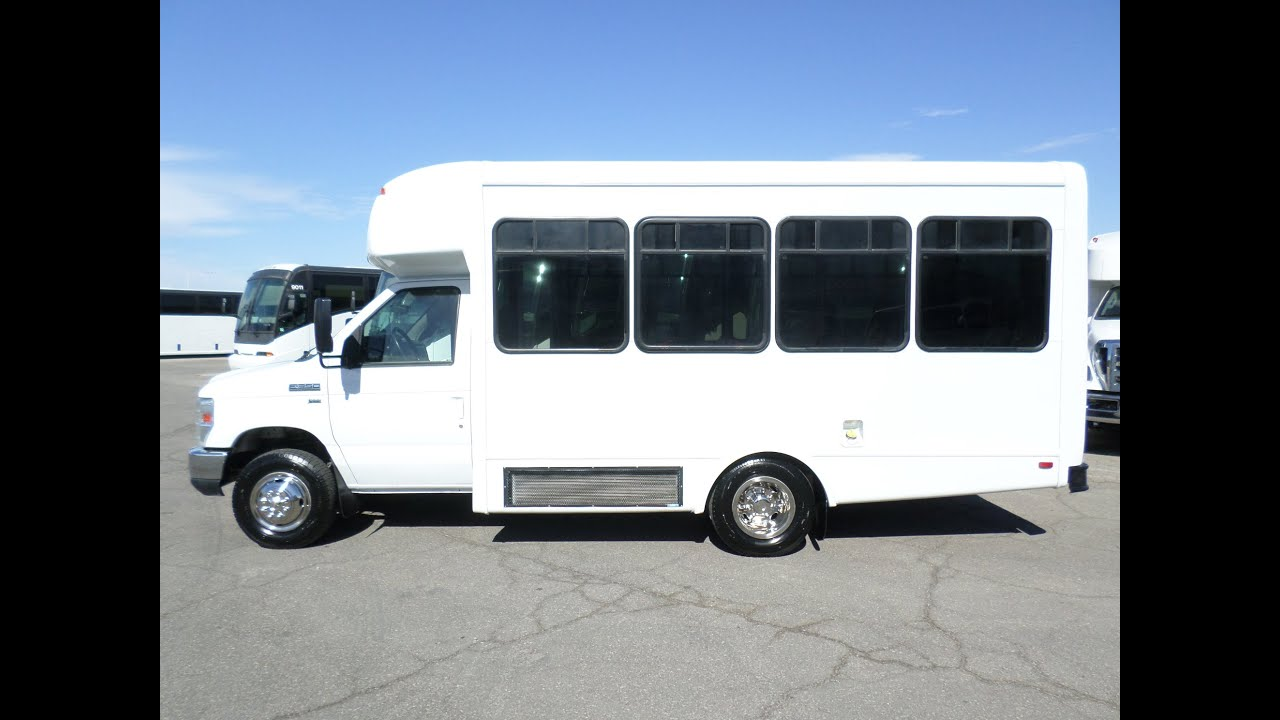 Northwest Bus Sales - 2003 14 Passenger Supreme Shuttle ...  |Passenger Shuttle Buses