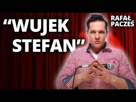 RAFAŁ PACZEŚ - 'Wujek Stefan' | 20 Stand-Upów
