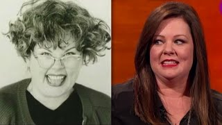 melissa mccarthy explains her worst headshots the graham norton show