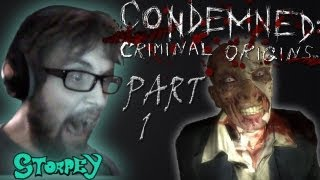 Steve plays Condemned (Part 1)
