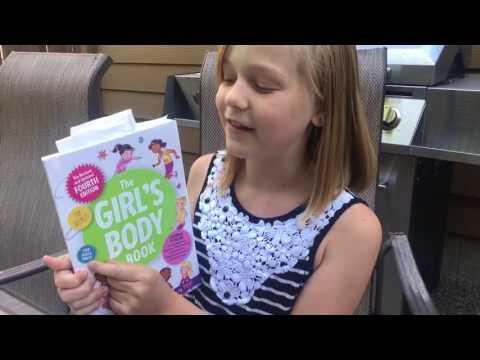 Girl Talk: The Girls Body Book