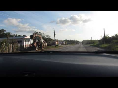 La Carretera Central - Cuba - Diciembre 2013