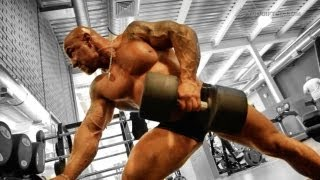 Тренировка спины от Сергея Карандашова.