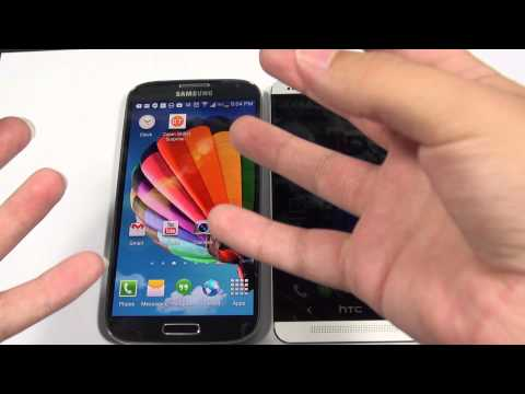 Galaxy S4 ALL YOU NEED TO KNOW: Part 2 (Displays)