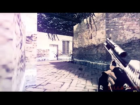 S1LLa - AWP + Deagle Amazing Ace On UCP - De_mirrage [CS 1.6] AIM EDITION