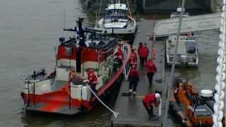 Meripelastus SAR Search And Rescue -  PV-4 Proto kiinnittyy Turkuun