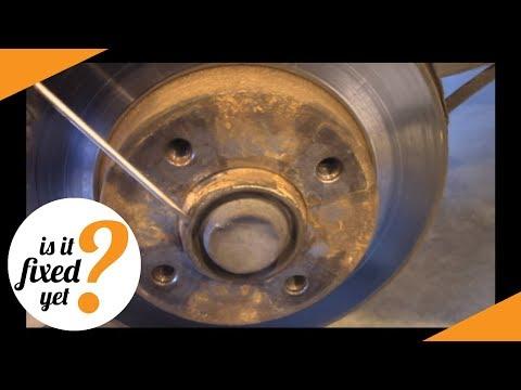 Replacing ABS Sensor & Magnetic Ring in Peugeot 307 SW (2005)