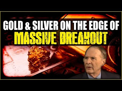 BILL MURPHY - Gold and Silver on the Edge of a Massive Breakout