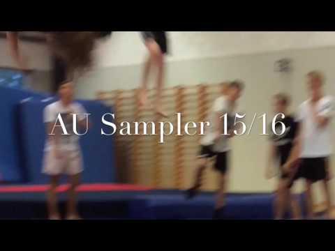 AU sampler 15/16