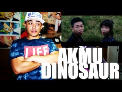AKMU - DINOSAUR MV Reaction