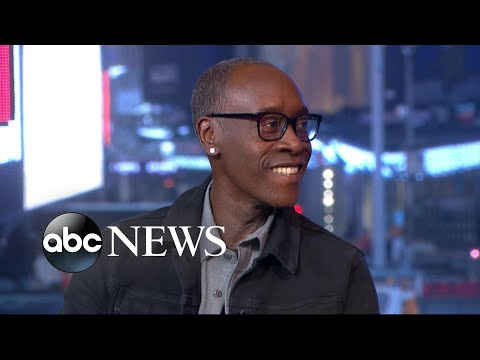Don Cheadle from Avengers: End Game reveals BIG news about the new Marvel movie