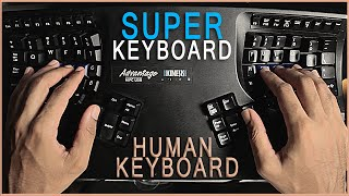 My super keyboard, the Kinesis Advantage ergonomic Keyboard! 10 year review!