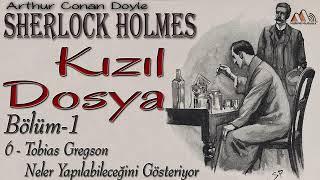 Sherlock Holmes - Kızıl Dosya 1. Bölüm, Kısım 6/7 (Sesli Kitap)