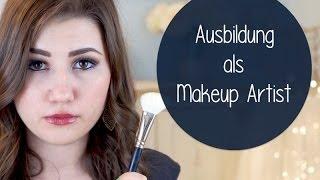 Meine Ausbildung als Makeup Artist - Sara Bow
