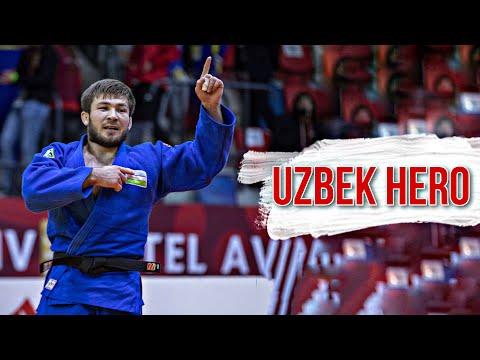 БОЛТАБОЕВ Шарофиддин - ЧЕМПИОН 2021 | Tel Aviv Grand Slam Champion - Boltaboev Sharofiddin