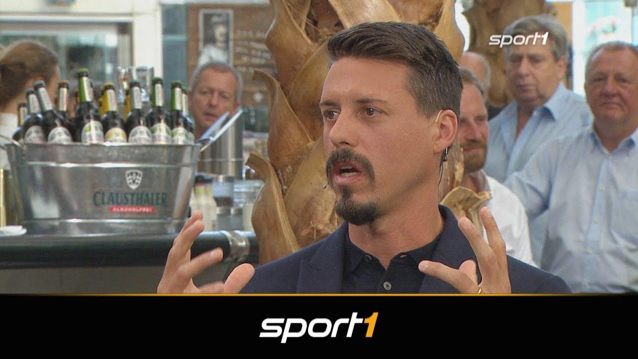 """Dann sollen sie es lassen!"" - Sandro Wagner kritisiert BVB | SPORT1 - CHECK24 Doppelpass"