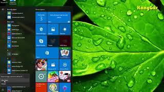 Tips dan Trik Windows 10 Cara meampilkan Menu Slide to Shutdown