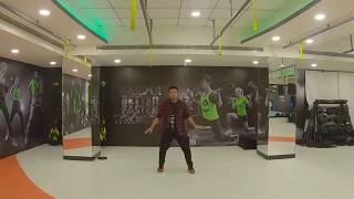 Milegi Milegi - Fitness choreography by Anshu Tiwari