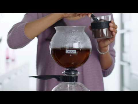 BODUM PEBO 虹吸式咖啡壺連配件 相關視頻