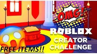 Roblox Creator Challenge Réponses (EARN COOL REWARDS!!)