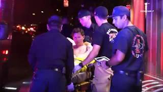 Man Found Stabbed Multiple Times On Bus Bench 7/15/2018