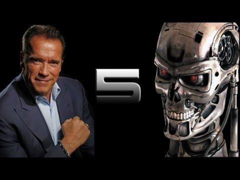 Arnold Schwarzenegger Confirmed for Terminator 5! - YouTube