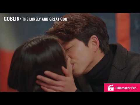 Unforgettable scene and cute scene of Goblin