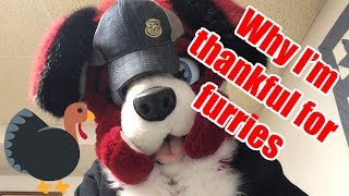 What I'm Thankful Fur