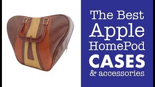 Best Apple HomePod Stands, Cases & Accessories Review