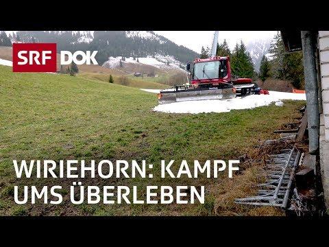 Skigebiet unter Druck – Existenzkampf am Wiriehorn | Skiland Schweiz (2/3) | Reportage | SRF DOK
