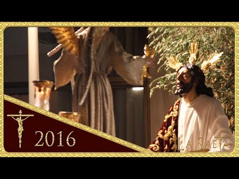 Sagrada Oración en el Huerto por Plaza Encarnación - Monte-Sión (Semana Santa Sevilla 2016)
