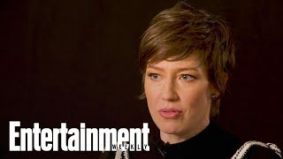 Carrie Coon On Her Roles In The Leftovers & Fargo | Entertainers Of The Year | Entertainment Weekly