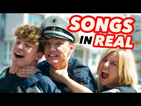 12 SONGS IN REAL (mit Kelly MissesVlog & AlexV)