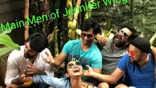 Jennifer Winget with her main men in her life❤️