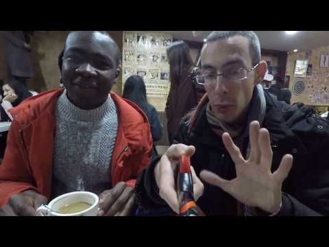 Engineering student from Chad in China interview